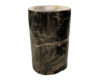 FOSSILIZED WOOD STOOL
